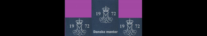 Fantastisk tilbud på Margrethe II album nummer I, II og III.