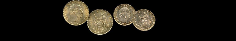 Se vores store udvalg i danske guld 10 og 20 kroner.