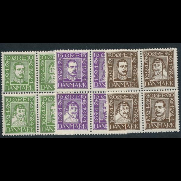 .132-43 *, frimærker, Danmark