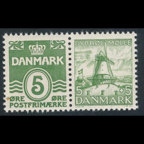 .234, **, frimærke, Danmark,