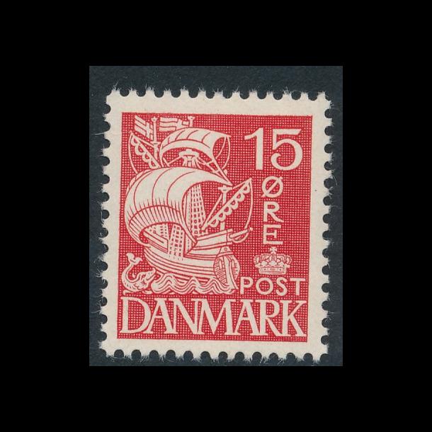 .203 b,**, frimærke, Danmark,