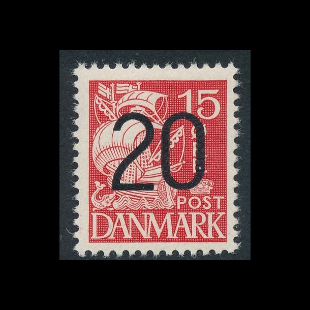 .364a, **, frimærke, Danmark,