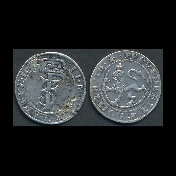 16(61?), Norge, 2 Marck, H67F?, 1 b.s.