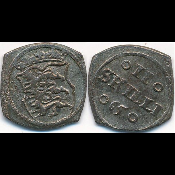 1565 ?, Frederik II, 2 skilling, 1, H16