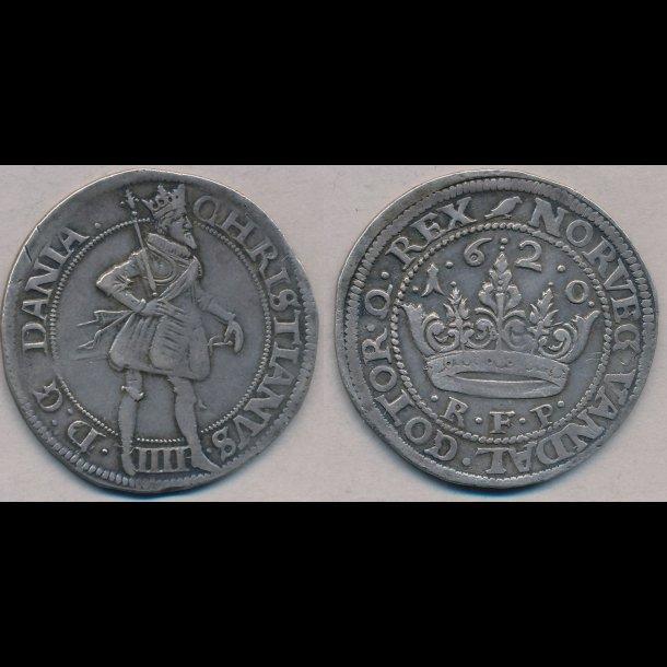 1620, Christian IV, krone