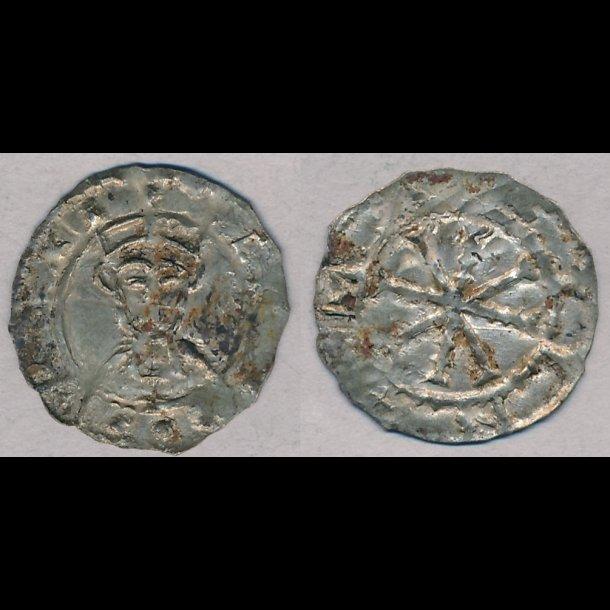 1134-1137, Erik Emune, penning, 1+, H4