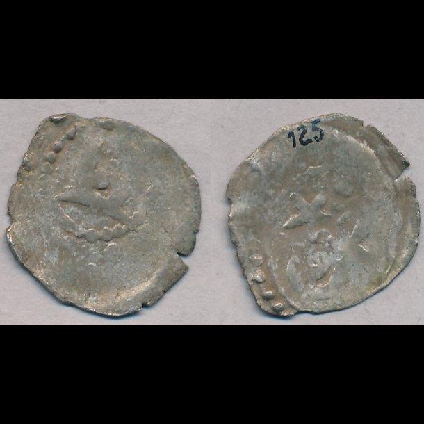 1259-1286, Erik Klipping, penning, 1, Lund, MB/KGH 15