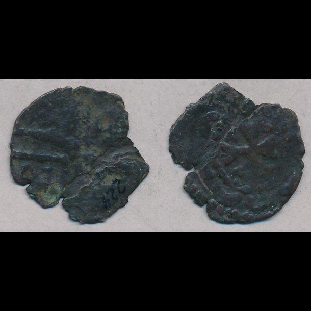 1259-1286, Erik Klipping, penning, Roskilde, 1-, KGH 224