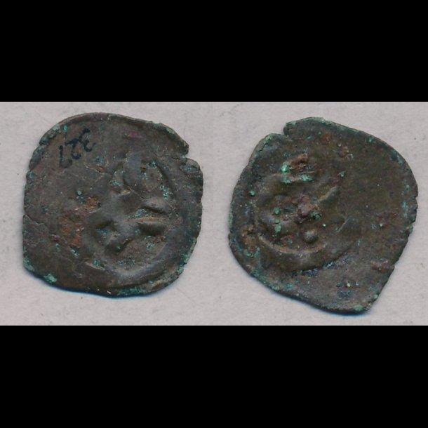 1286-1319, Erik Menved, penning, 1, Roskilde, MB 327