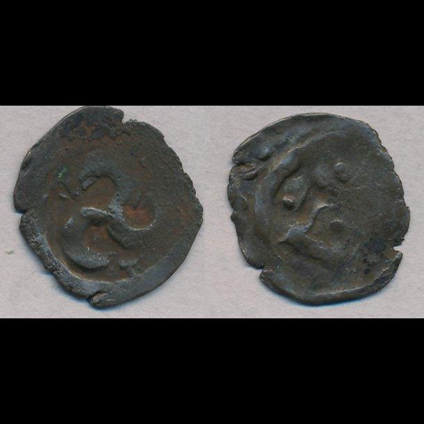 1286-1319, Erik Menved, penning, Roskilde, 1, MB 372