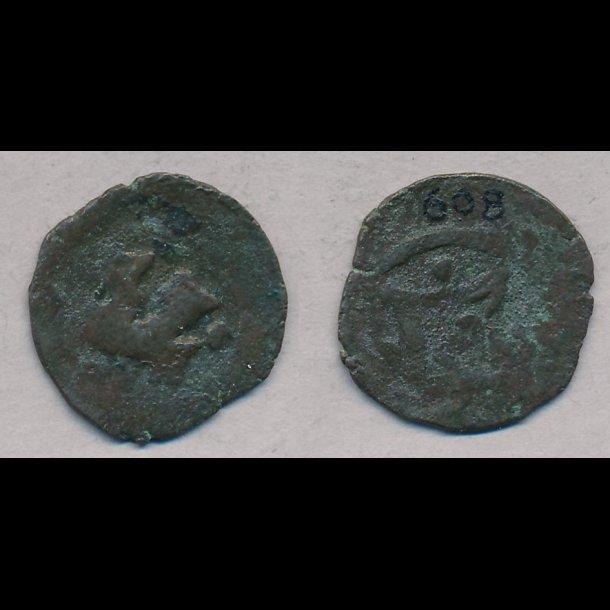 1286-1319, Erik Menved, penning, Roskilde, 1, MB 608
