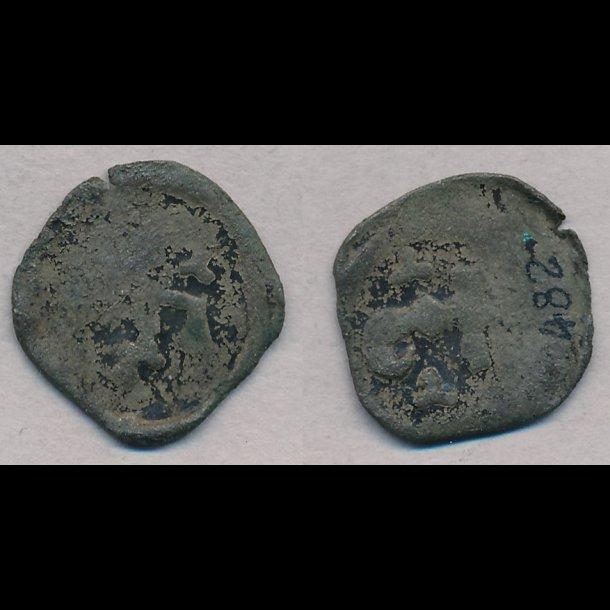 1286-1319, Erik Menved, penning, Nørre Jylland, 1, MB 482
