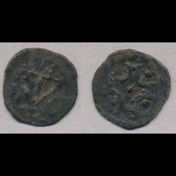 1286-1319, Erik Menved, penning, Nørre Jylland, 1, MB 483