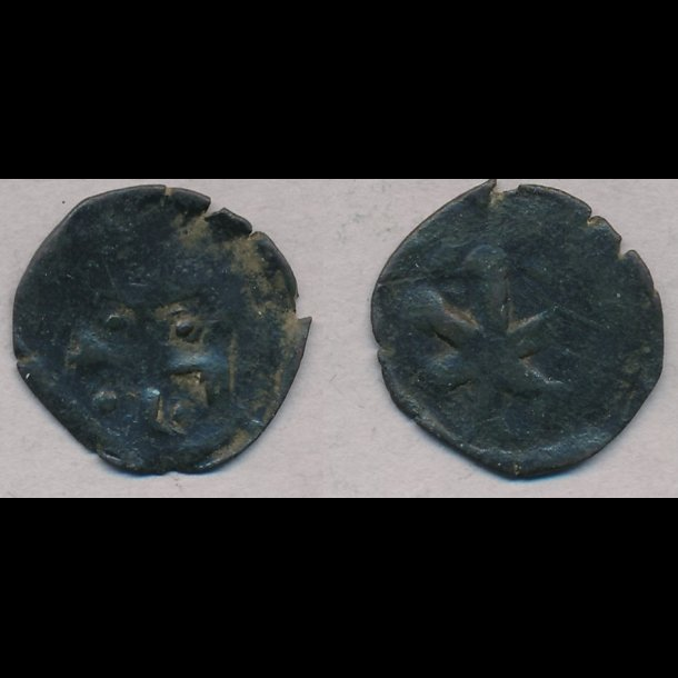 1286-1319, Erik Menved, penning, Nørre Jylland, 1, MB 519
