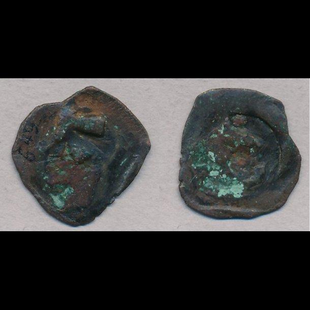 1319-1332, Christoffer II, penning, Roskilde, 1, MB 549
