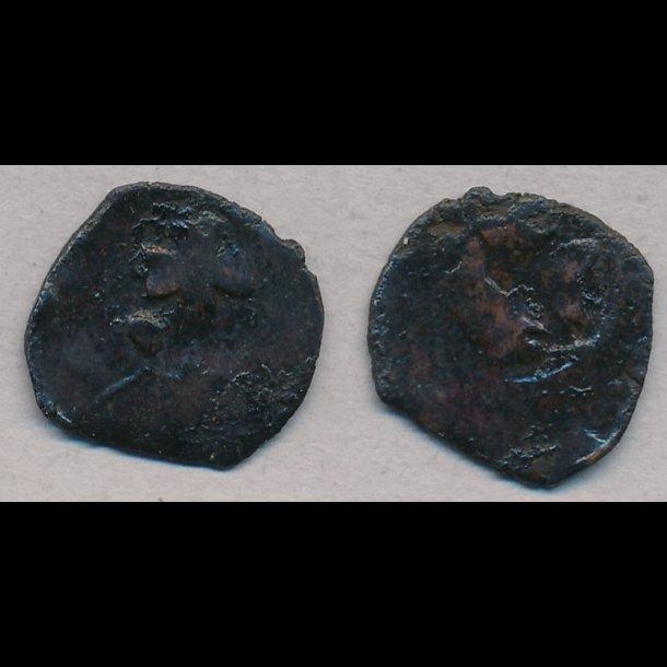 1319-1332, Christoffer II, penning, Roskilde, 1, MB 554