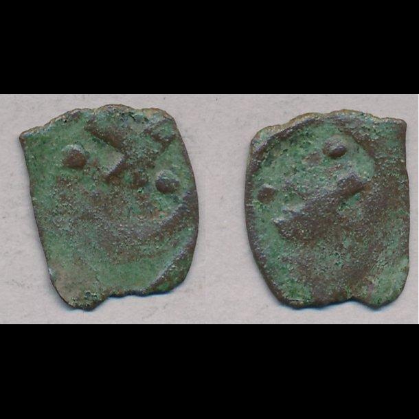 1319-1332, Christoffer II, penning, Ribe, 1, MB 590