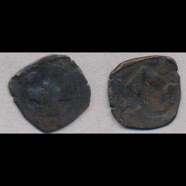 1319-1332, Christoffer II, penning, Slesvig, 1, MB 593
