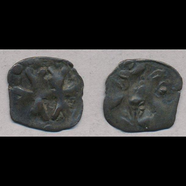 1340-1375, Valdemar Atterdag, penning, Lund, 1+, MB 656