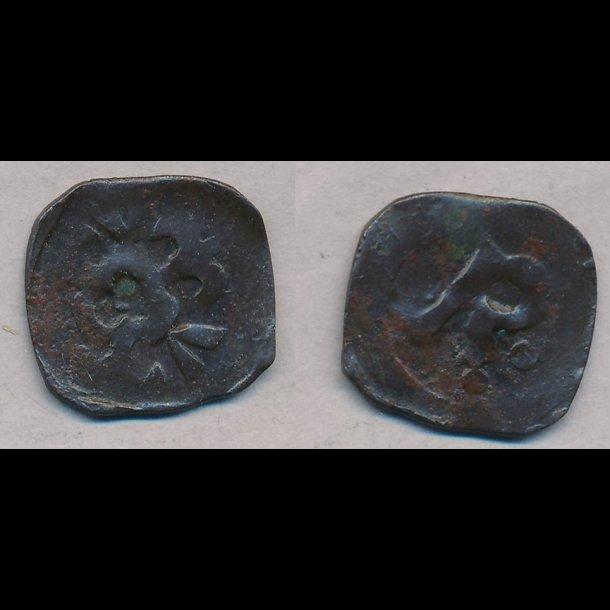 1286-1319, Erik Menved, penning, Slesvig, 1+,  MB514,
