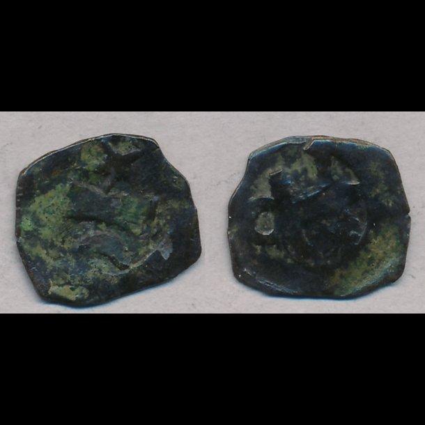 1286-1319, Erik Menved, penning, Roskilde, 1, S415