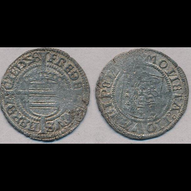 1524, Frederik I, søsling, 1+, S 24.2, S 12B, G 73
