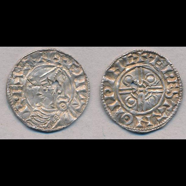 1018-1035, Knud Den Store, England,  01,