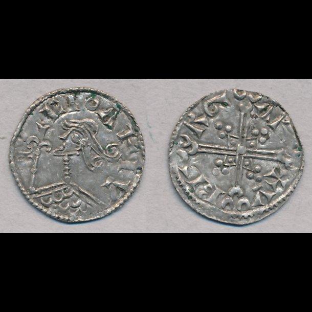 1047-1075, Svend Estridsen, pennig, Viborg, H65