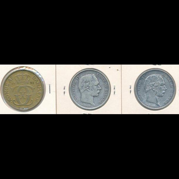 1875-2014, samling af 2 kroner