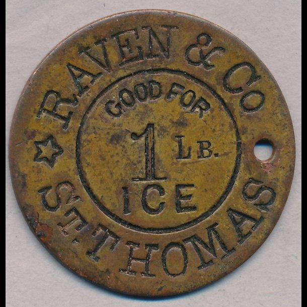 Sieg 74, Raven & Co, Good for 1 LB ICE,1+