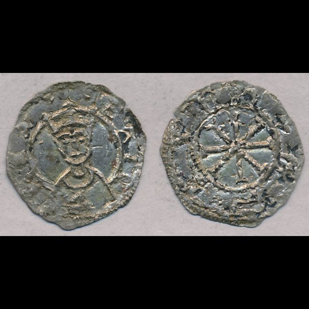 1134-1137, Erik Emune, pennig, 1+, H4