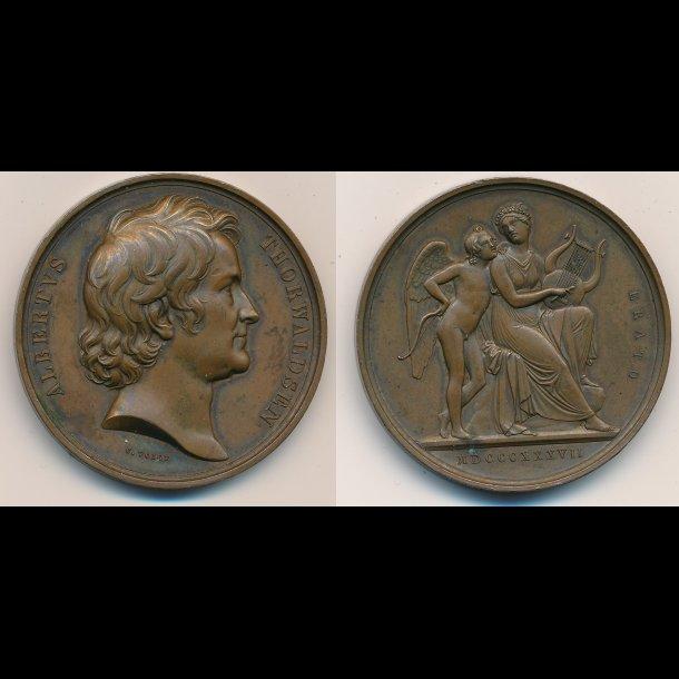 1837, Thorwaldsen, bronze, 01 / 1+