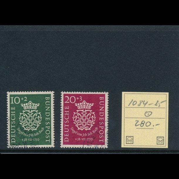 .1084-85, Tyskland, ʘ