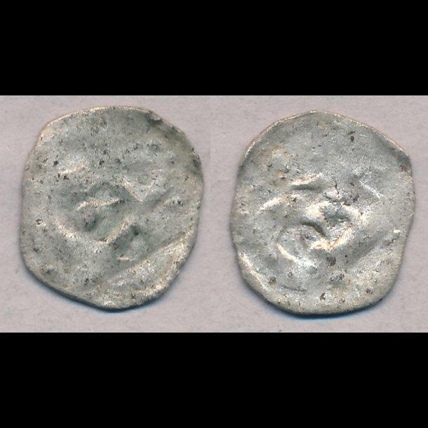 1286-1319, Erik Menved, penning,  Roskilde, 1+, S382?