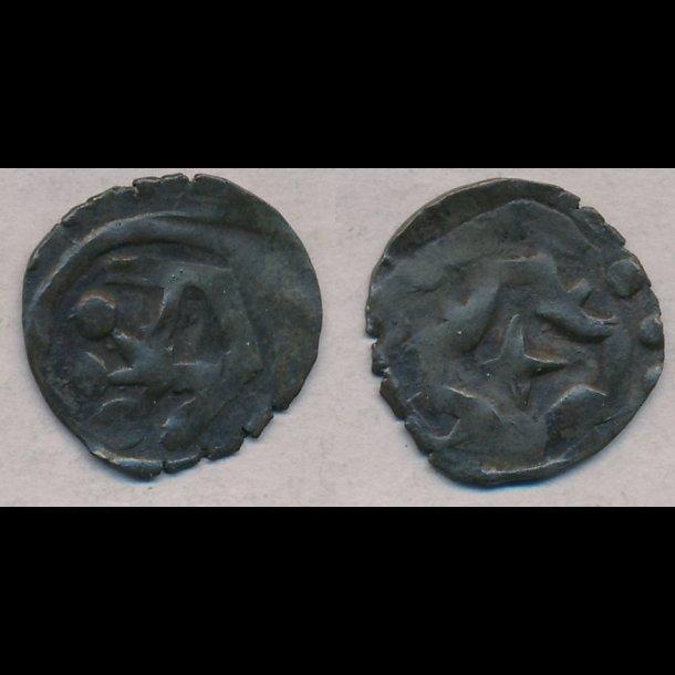 1286-1319, Erik Menved, penning,  Roskilde, 1+, MB353