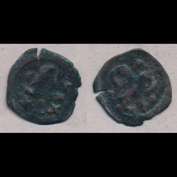 1286-1319, Erik Menved, penning,  Roskilde, 1, MB369