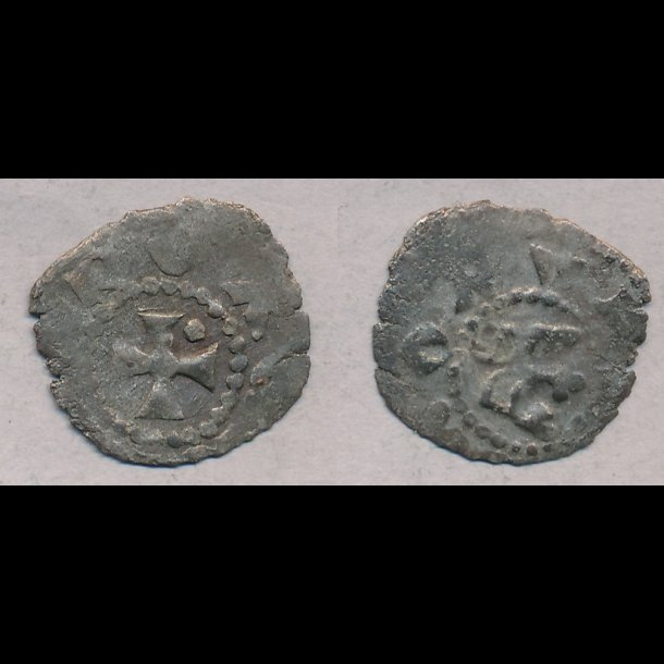 1259-1286, Erik Klipping, penning, Ribe, 1, MB214, H6, G2
