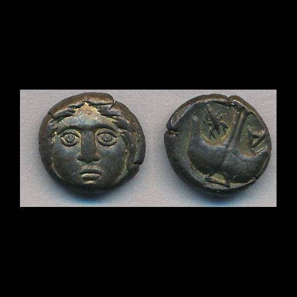 .400-350, Grækenland, Trakien, diobal
