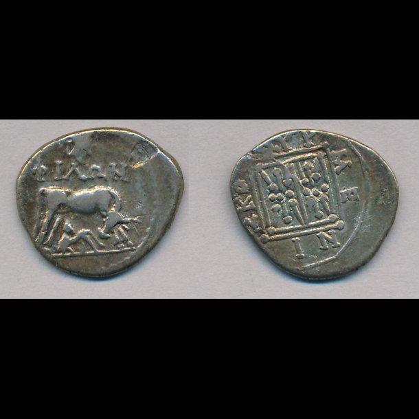 .229-100, Grækenland, Illyrien, drakme