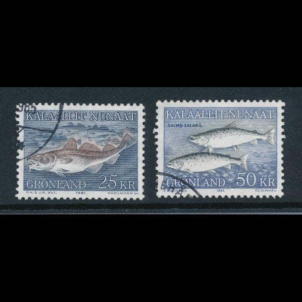 .129 og .140, ʘ, Torsk og Skællaks,  4575