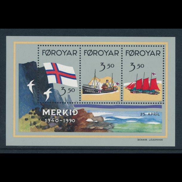 .194-96, **, Det færøske flag