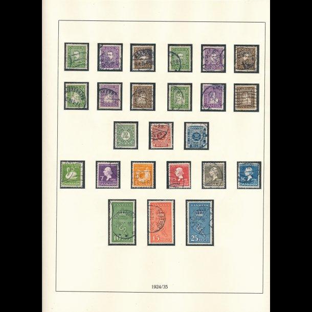 1938 - 1970, Danmark/Grønland samling, Inkl. Amerika-udgave 1945. 3033
