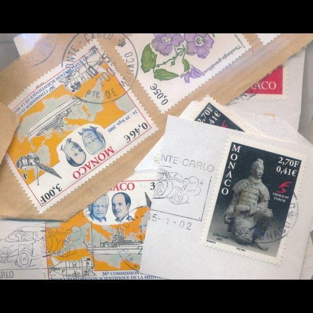 50g Monaco brevklip, 5046, (063)