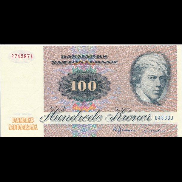 1983, 100 kroner, C4, 01,