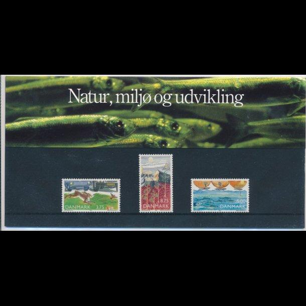 08, Natur, miljø og udvikling, 10.6.1992, AFA nr. 1020-22