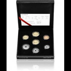 Kgl. møntsæt proof