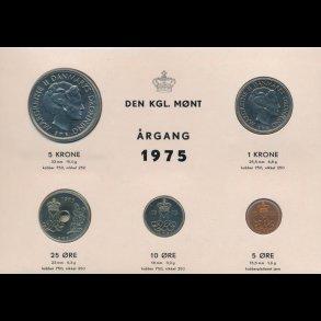 Kgl. Møntsæt