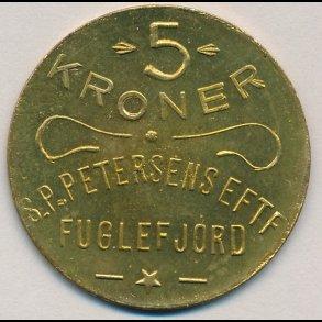 Færøerne private mønter