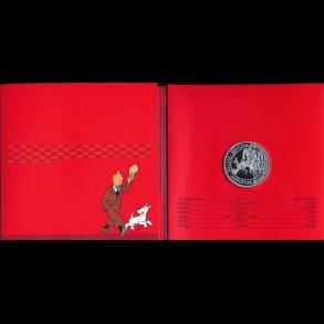 Tintin mønter