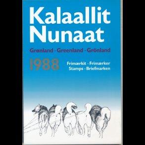 Grønland årsmapper